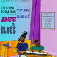 The Living Room Club - Jazz & Blues Night