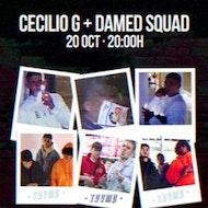 Cecilio G + Damed Squad - Ciclo TRMVP