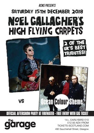 Noel Gallagher's High Flying Carpets - Tribute