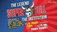 Superbull | 16th Nov  | Leeds