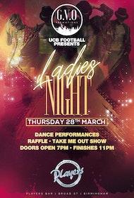 Gvo/Ucb Football: Ladies Night