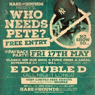 Who Needs Pete? Free Entry