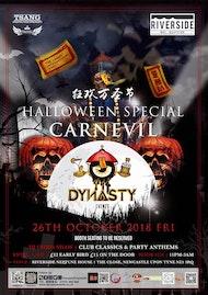 Dynasty Halloween Special: CarnEVIL