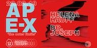 Ape-X 'Skew-Whiff' - Helena Hauff & Dr. Joseph