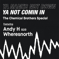 Ya Names Not Down #2: The Chemical Brothers Special
