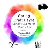 Spring Craft Fayre
