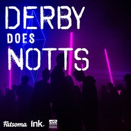 Derby does Notts - Ink