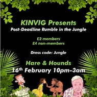 Kinvig Presents: Rumble in the Jungle