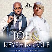 Joe & Keyshia Cole