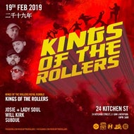 Kings of the Rollers Album Launch (Liverpool)