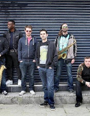 NYE Funk & Soul Party ft. The Haggis Horns + DJs