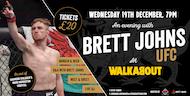 An evening with Brett Johns UFC