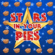 STARS IN YOUR PIES!!