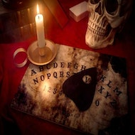 A Seance in the Vaults