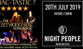 The Fleetwood Mac Songbook - Live at Night People, Manchester