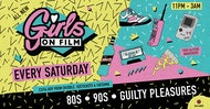 ALL NEW GIRLS ON FILM - SAT 1st JUNE