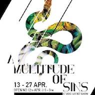 A Multitude of Sins: Studio Artists Show