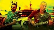 Sting & Shaggy - 44/876 UK Tour 2019