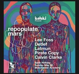 Kaluki Presents Repopulate Mars