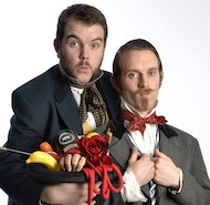 Morgan & West's Utterly Spiffing Spectacular Magic Show For Kids (and Childish Grown-ups!)