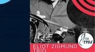 Eliot Zigmund en el Salón Regio 22h