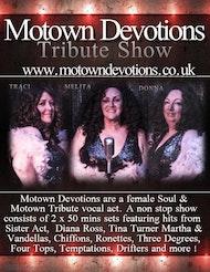 Motown Devotions Tribute Show