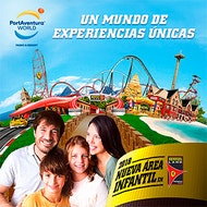 PortAventura+Ferrari Land+Aquatic Park Combinadas