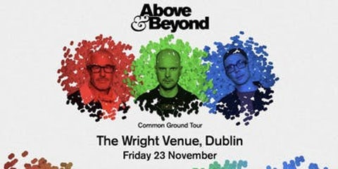 Above & Beyond At The Wright Venue