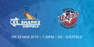 DBL Sheffield Sharks v Bristol Flyers