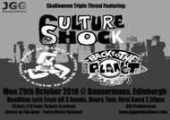 Culture Shcok + Radical Faction + Back to the Planet