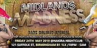 #Midlandsmadness 3 | Bank Holiday Party