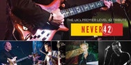 NEVER 42 . The Level 42 Tribute.