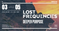 Fridays at Egg: Lost Frequencies, Deeper Purpose