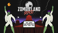 Panda Riot: Bristol Zombieland Disco