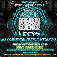 Breakin Science Leeds - Halloween Spooktacular