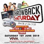 Throwback Saturday: Back 2 Da 90s