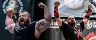 Official Giants Live Europe's Strongest Man 2019 Athlete Event