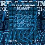Tekno Disco & Friends w/ 808 Moët & Nicklin