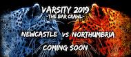 Varsity 2019! Newcastle VS Northumbria!