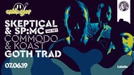 Wide Eyes: Skeptical & SP:MC (140 Set), Commodo & Koast, Goth Trad
