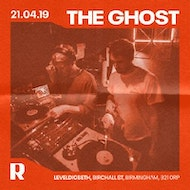 Resonate Presents: The Ghost (Easter Sunday Afters)