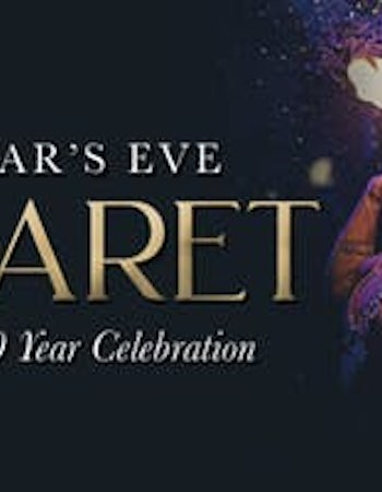 New Year's Eve at Proud Embankment - 10 Years of Proud Cabaret