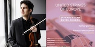 Orient and Occident - Itamar Zorman's London Debut and Swiss Premiere