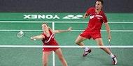 Come Play Badminton Double Games Tuesday@Sportsdock