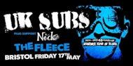 UK Subs + Neck