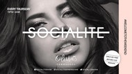 Socialite // Thursday 15th November // Olivias Townhouse