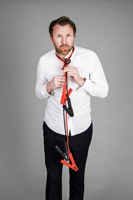 Jason Byrne 'You Can Come In But Don't Start Anything.'