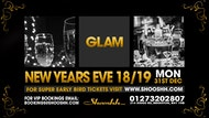 NEW YEARS EVE 2018/19 at Shooshh!!! Brighton's VIP Superclub