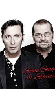 Christy Dignam: Some Songs & Stories