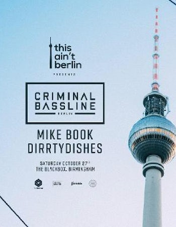 This Aint Berlin - Halloween Showcase